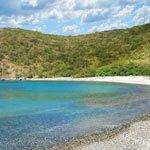 Grootpan Bay Beach on St John US Virgin Islands
