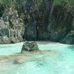Mermaid's Chair Beach on St John US Virgin Islands