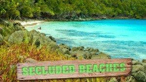 st john virgin islands secluded beaches
