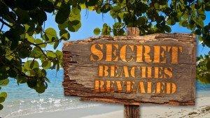 Secret St john beaches