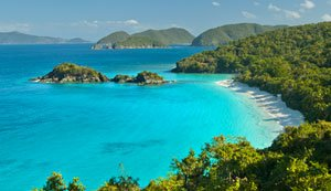 Trunk Bay St John snorkeling information
