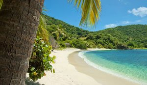 Vie's Beach on St John snorkeling travel information