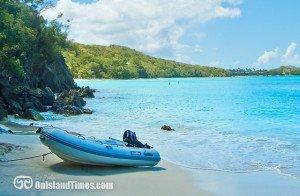 St John US Virgin Islands Dinghy rentals