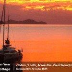 Island Fever, 2 bdrm island cottage on St John, USVI
