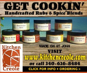 St John spice - Kitchen Creole spice blends
