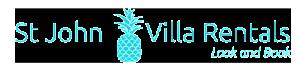 St John Villa Rentals logo