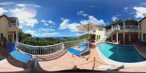 St John Villa Madeira 360 VR