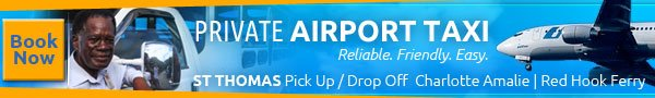 St Thomas Cyril King Arport Taxi Services