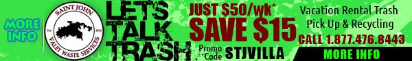 St John Valet Waste promotional discount