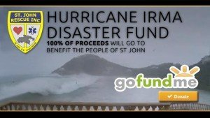 St John Hurricane Irma Disaster Fund