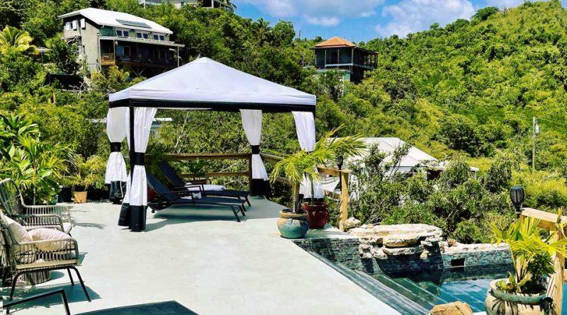 Ocean Cottage Garden of Eden Cottage Collection, Coral Bay, St John US Virgin Islands