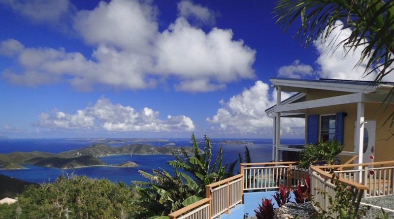Faith Full View Cottage, Coral Bay, St John vacation rental