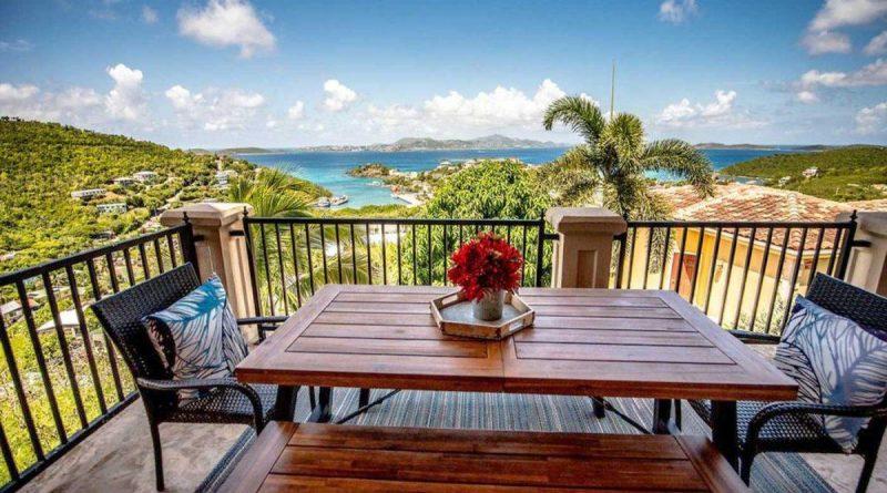 Dahlia Villa, The Hills, Cruz Bay, St John vacation rental