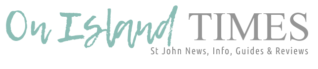St John On Island Times logo