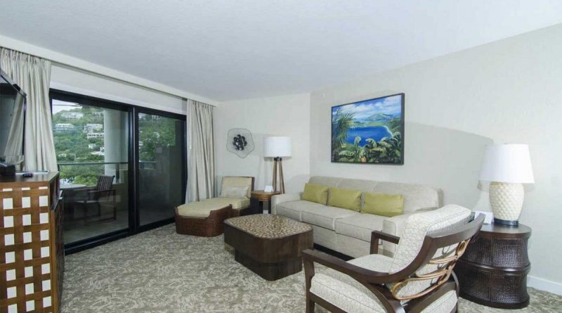 Located in The Virgin Grand phase, each One-Bedroom loft Villa has a private balcony